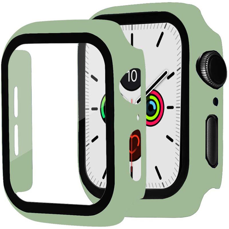 Protective Glass Tok for Apple Watch Mint
