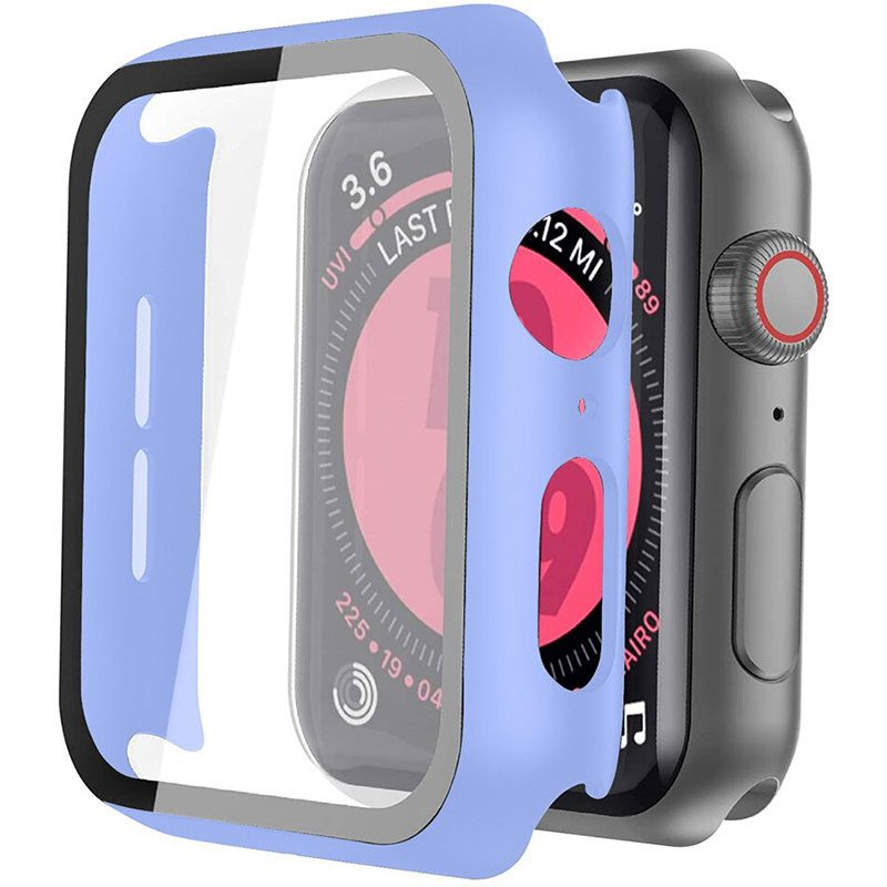 Protective Glass Tok for Apple Watch Lavender