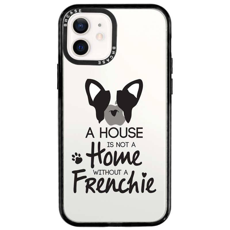 Frenchie Home iPhone 12/12 Pro Tok