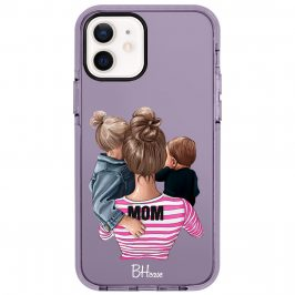 Mom Of Boy And Girl iPhone 12/12 Pro Tok