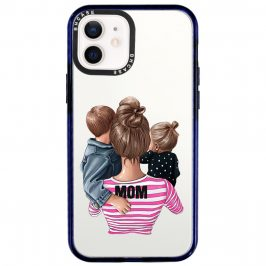 Mom Of Girl And Boy iPhone 12/12 Pro Tok