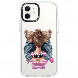 Mom Of Girl Twins iPhone 12/12 Pro Tok