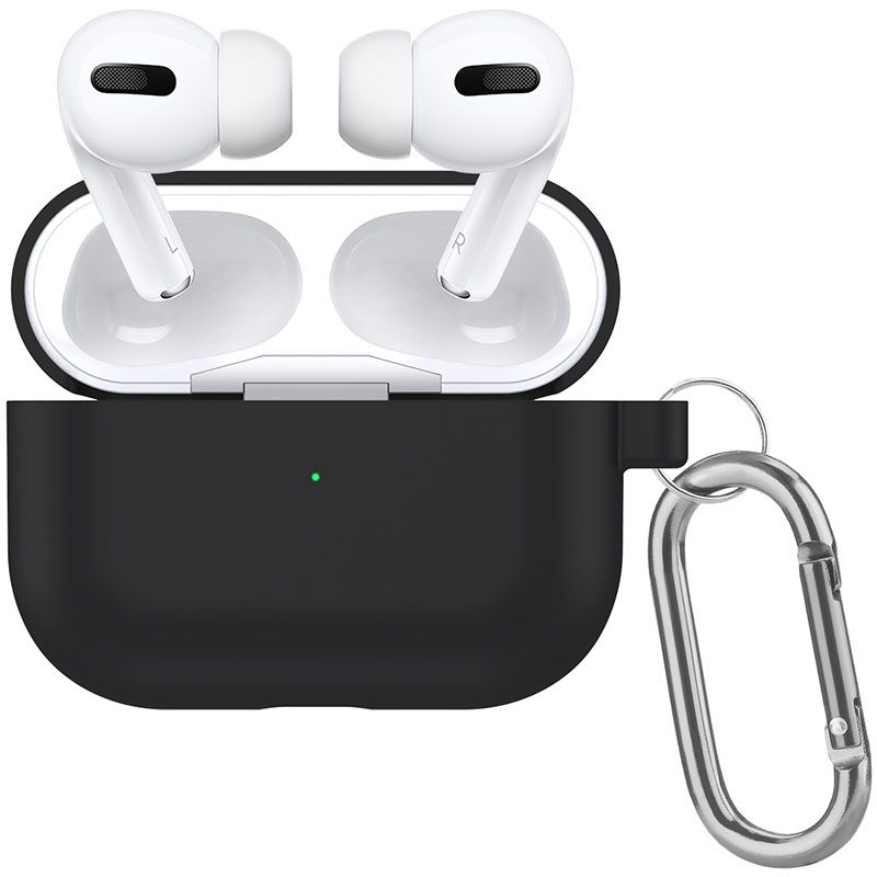 Silicone Tok Airpods Pro Protective Black
