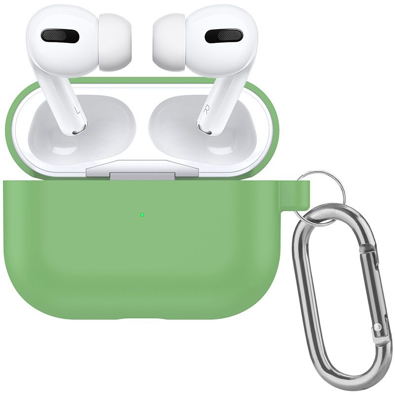 Silicone Tok Airpods Pro Protective Green