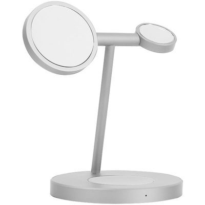 COTEetCI MagSafe Charging Station 3in1 Silver