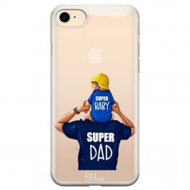Father Is a Hero iPhone 8/7/SE 2 2020 Tok