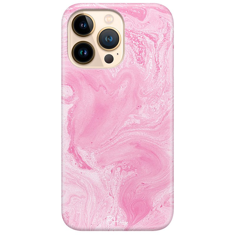 Marble Pink iPhone 13 Pro Max tok