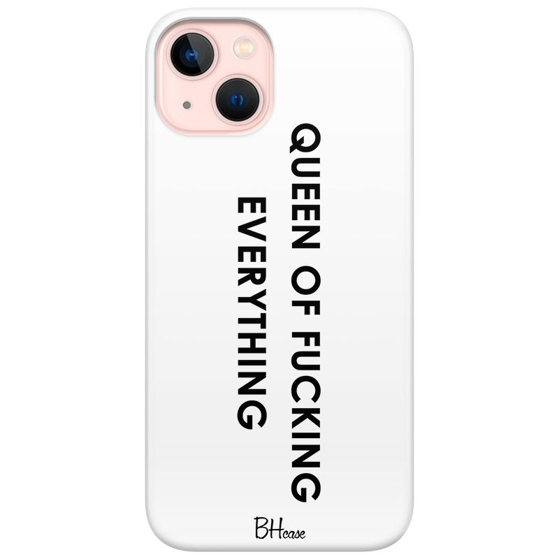 Queen Of Everything iPhone 13 Mini tok