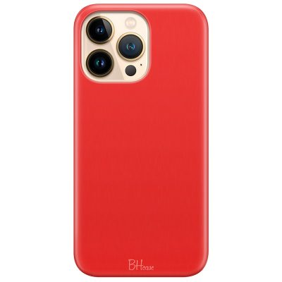 Red Apple Color iPhone 13 Pro Max tok