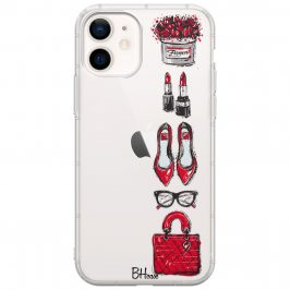 Red Fashion iPhone 12/12 Pro Tok