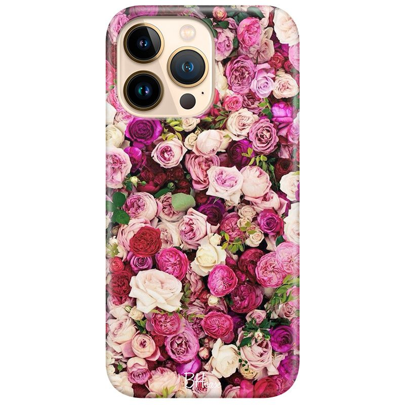 Roses Pink iPhone 13 Pro Max tok