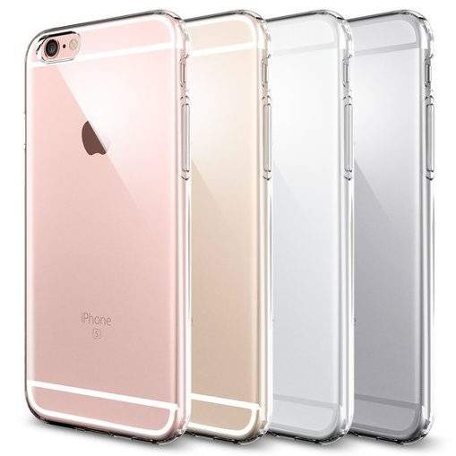 Clear Transparent Coque iPhone 6/6S