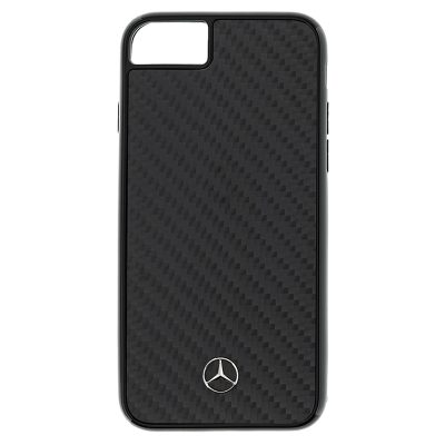 Mercedes Dynamic Carbon Black Coque iPhone 8/7/SE 2 2020