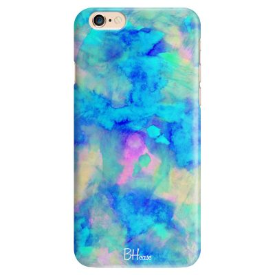 Blue Stone Coque iPhone 6/6S