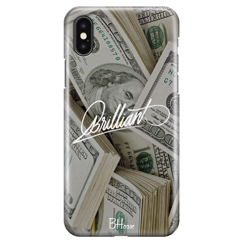 Brilliant Coque iPhone X/XS