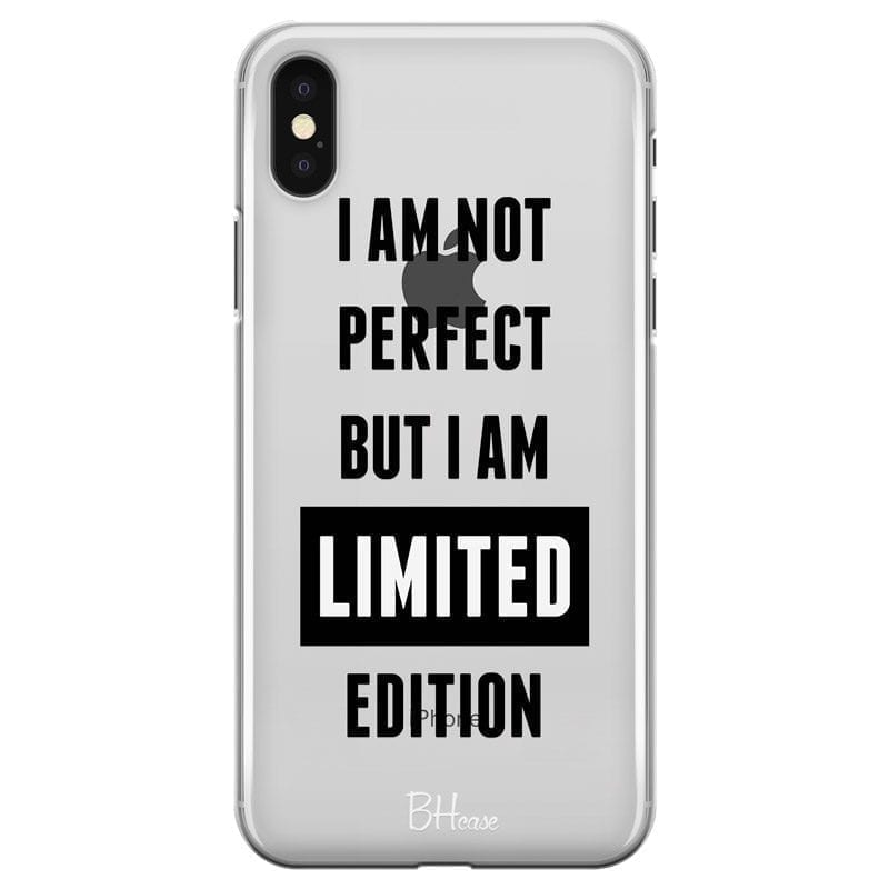I Am Limited Edition Coque iPhone XS Max