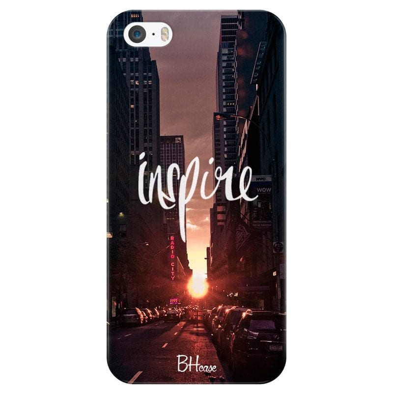 Inspire Coque iPhone SE/5S