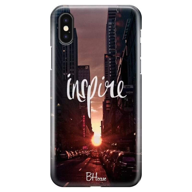 Inspire Coque iPhone X/XS