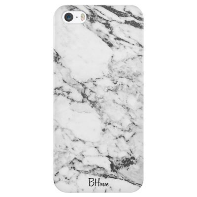 Marble White Coque iPhone SE/5S