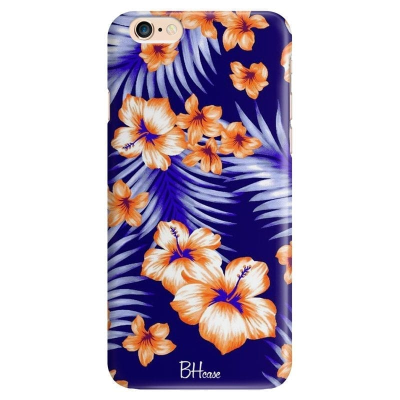 Night Floral Coque iPhone 6/6S