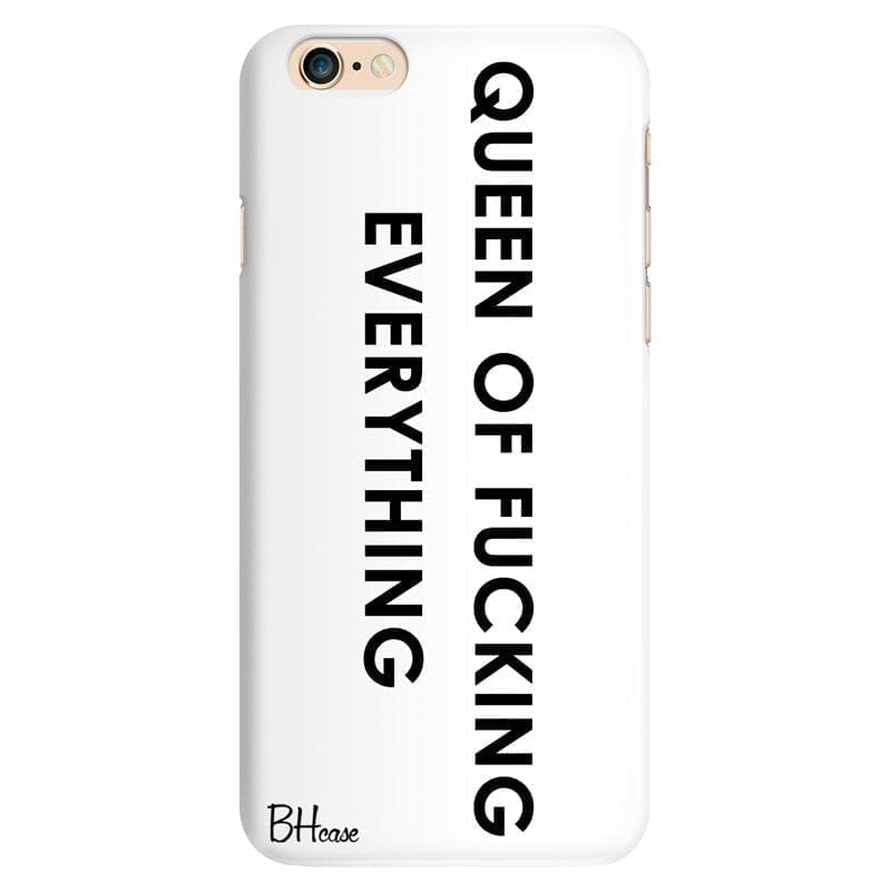 Queen Of Everything Coque iPhone 6/6S
