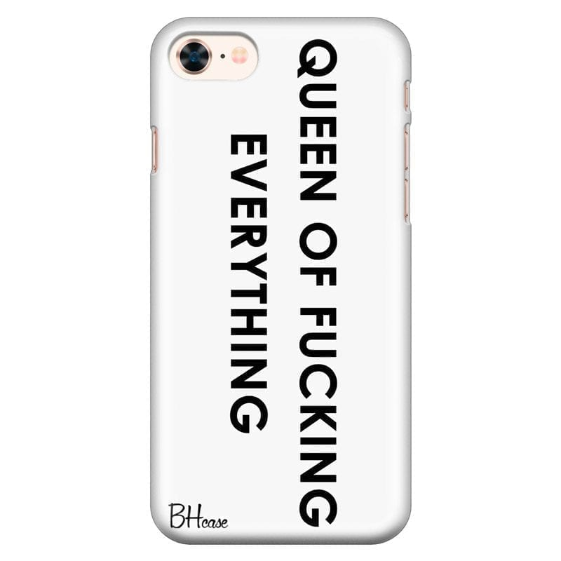 Queen Of Everything Coque iPhone 8/7/SE 2 2020
