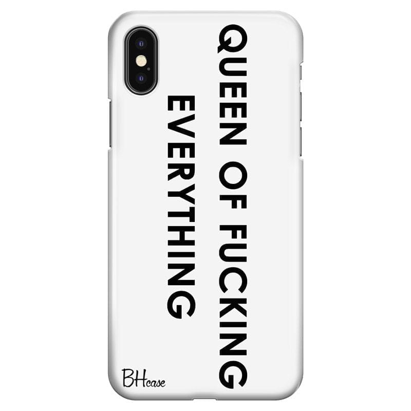 Queen Of Everything Coque iPhone XS Max