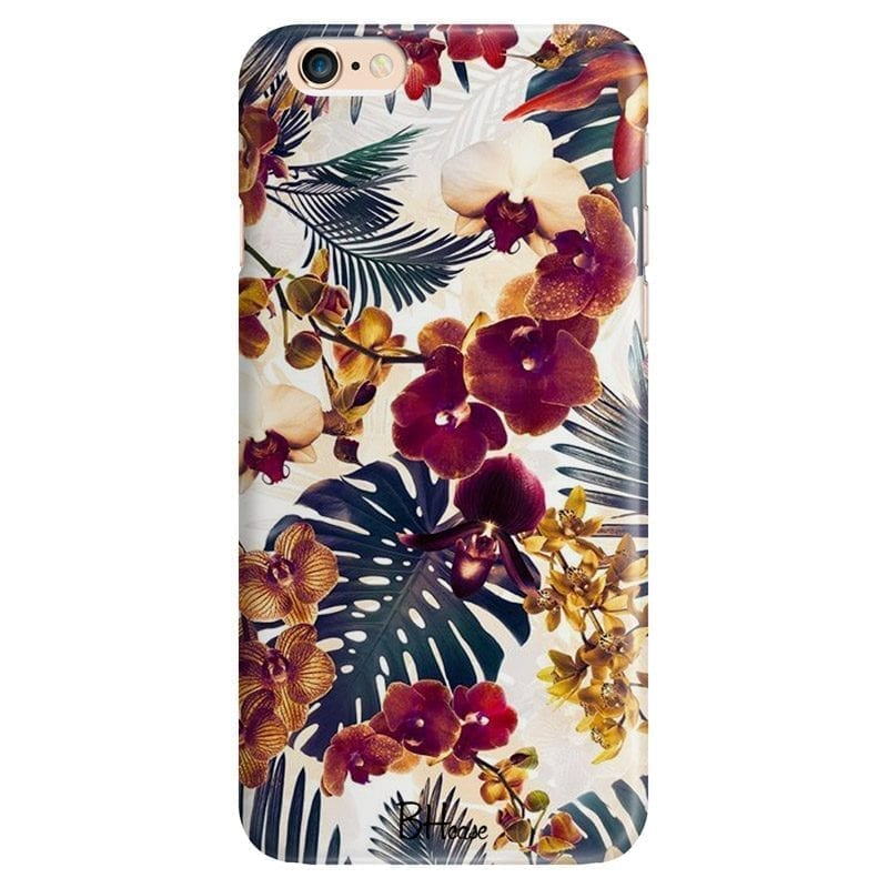 Tropical Floral Coque iPhone 6/6S