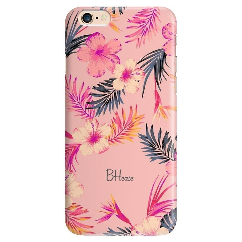 Tropical Pink Coque iPhone 6/6S
