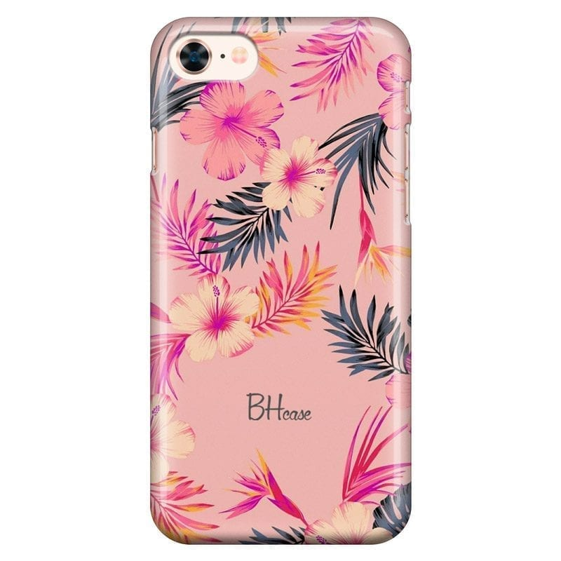 Tropical Pink Coque iPhone 8/7/SE 2 2020