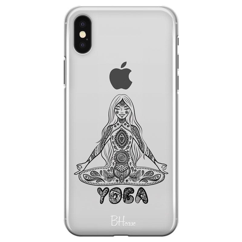 Yoga Meditation Coque iPhone XS Max