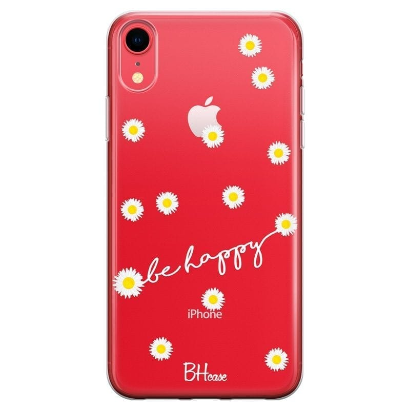 Be Happy Coque iPhone XR
