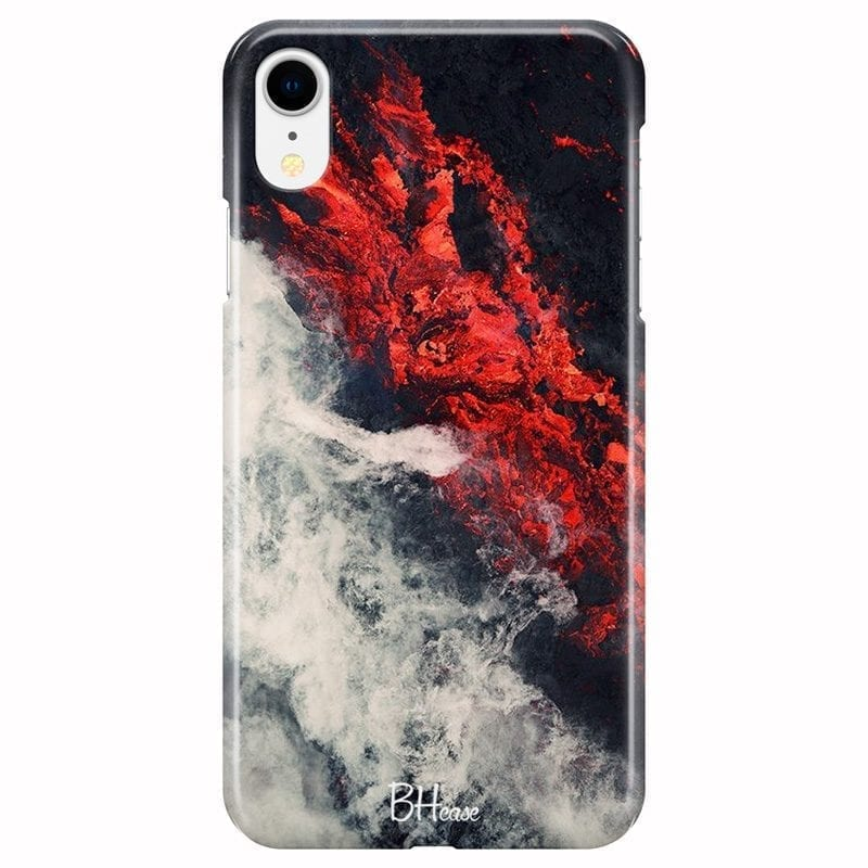 Lava Water Coque iPhone XR
