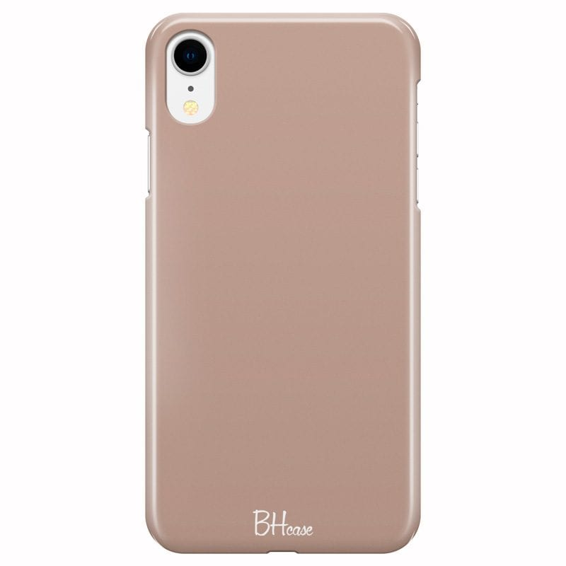 Nude Coque iPhone XR
