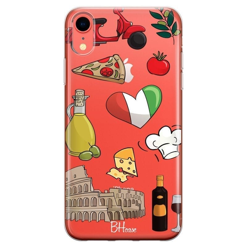 Roma Rome Coque iPhone XR