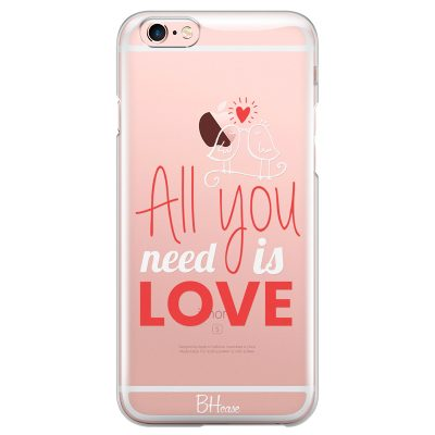 All You Need Is Love Coque iPhone 6/6S