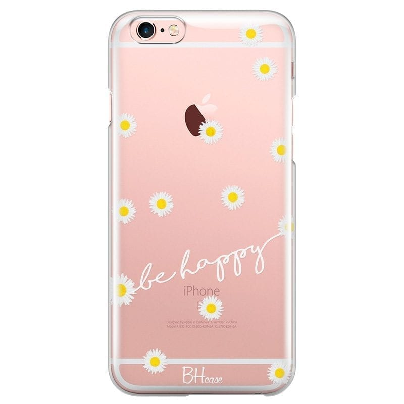 Be Happy Coque iPhone 6 Plus/6S Plus