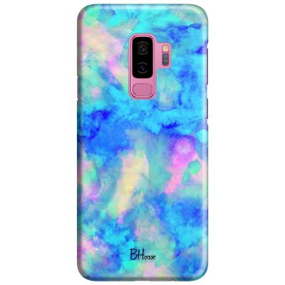 Blue Stone Coque Samsung S9 Plus
