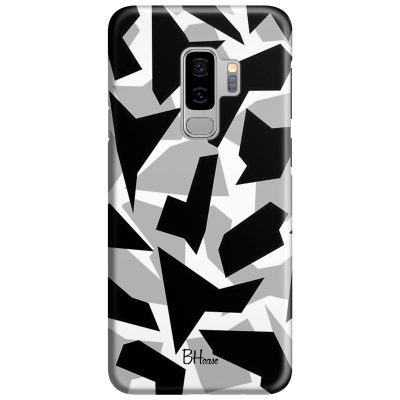 Camo Grey Coque Samsung S9 Plus