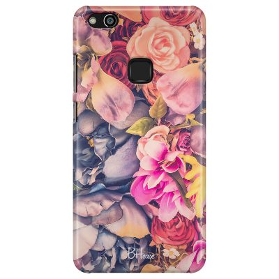 Colorful Flowers Coque Huawei P10 Lite