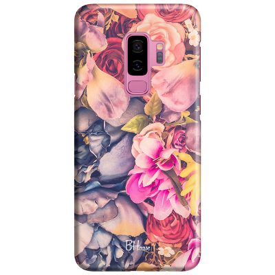 Colorful Flowers Coque Samsung S9 Plus