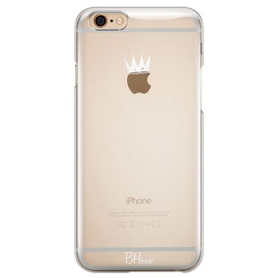 Crown Apple Coque iPhone 6 Plus/6S Plus