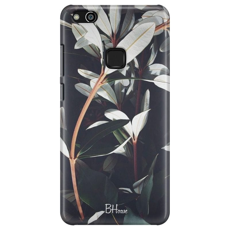 Dark Leaves Coque Huawei P10 Lite