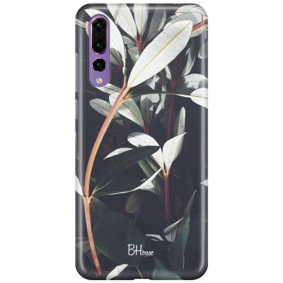 Dark Leaves Coque Huawei P20 Pro