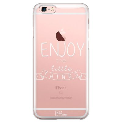 Enjoy Little Things Coque iPhone 6/6S