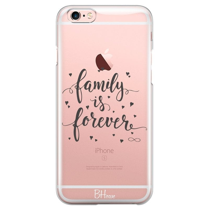 Family Is Forever Coque iPhone 6 Plus/6S Plus