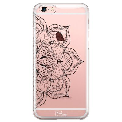 Flower Mandala Coque iPhone 6 Plus/6S Plus