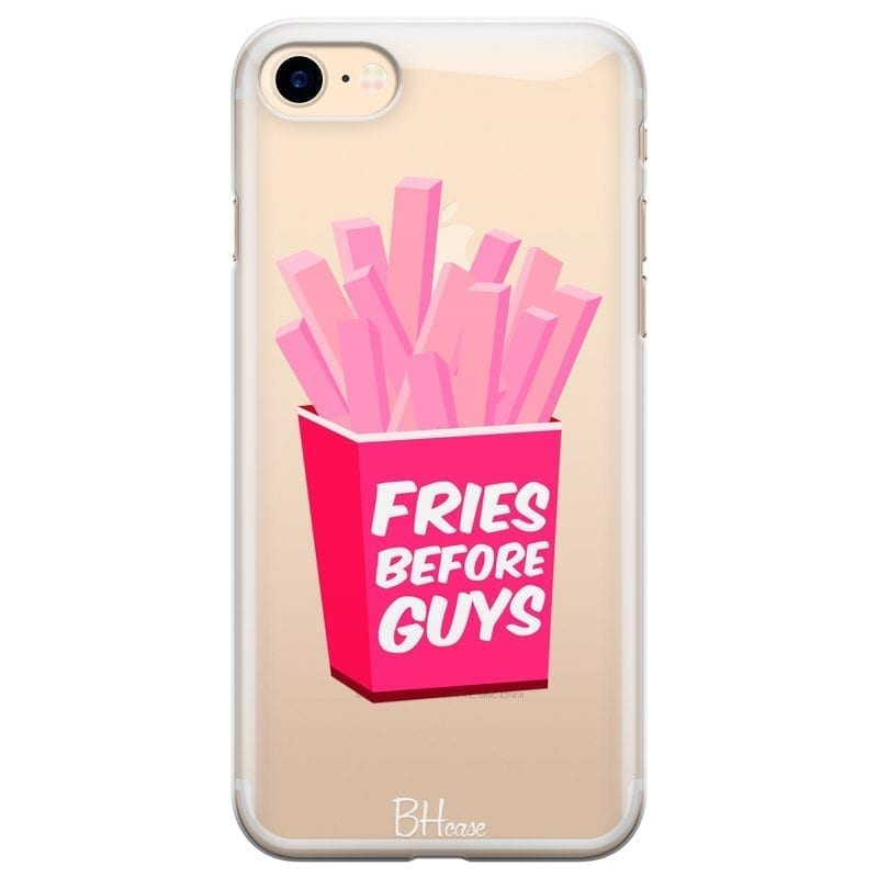 Fries Before Guys Coque iPhone 8/7/SE 2 2020