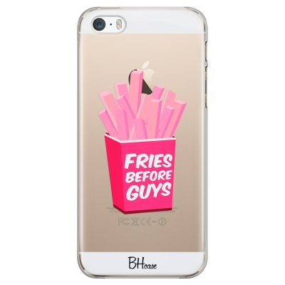 Fries Before Guys Coque iPhone SE/5S