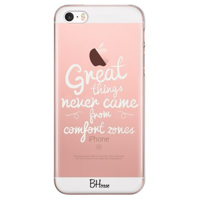 Great Things Coque iPhone SE/5S